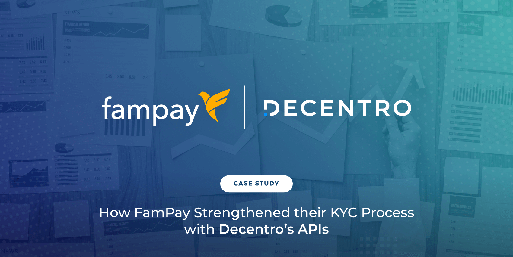 A case study on how Decentro's API platform enabled FamPay, India's first teen-focused neo-bank with UPI, to strengthen their KYC & prevent frauds.