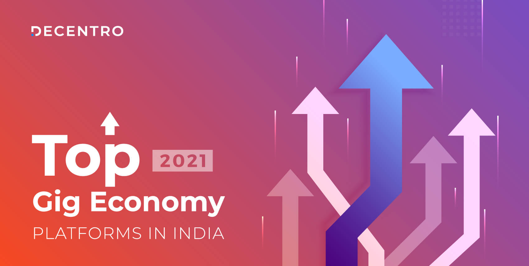 A list of the top gig economy platforms in India.